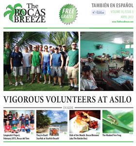 April 2013: Volume 10, Issue 4