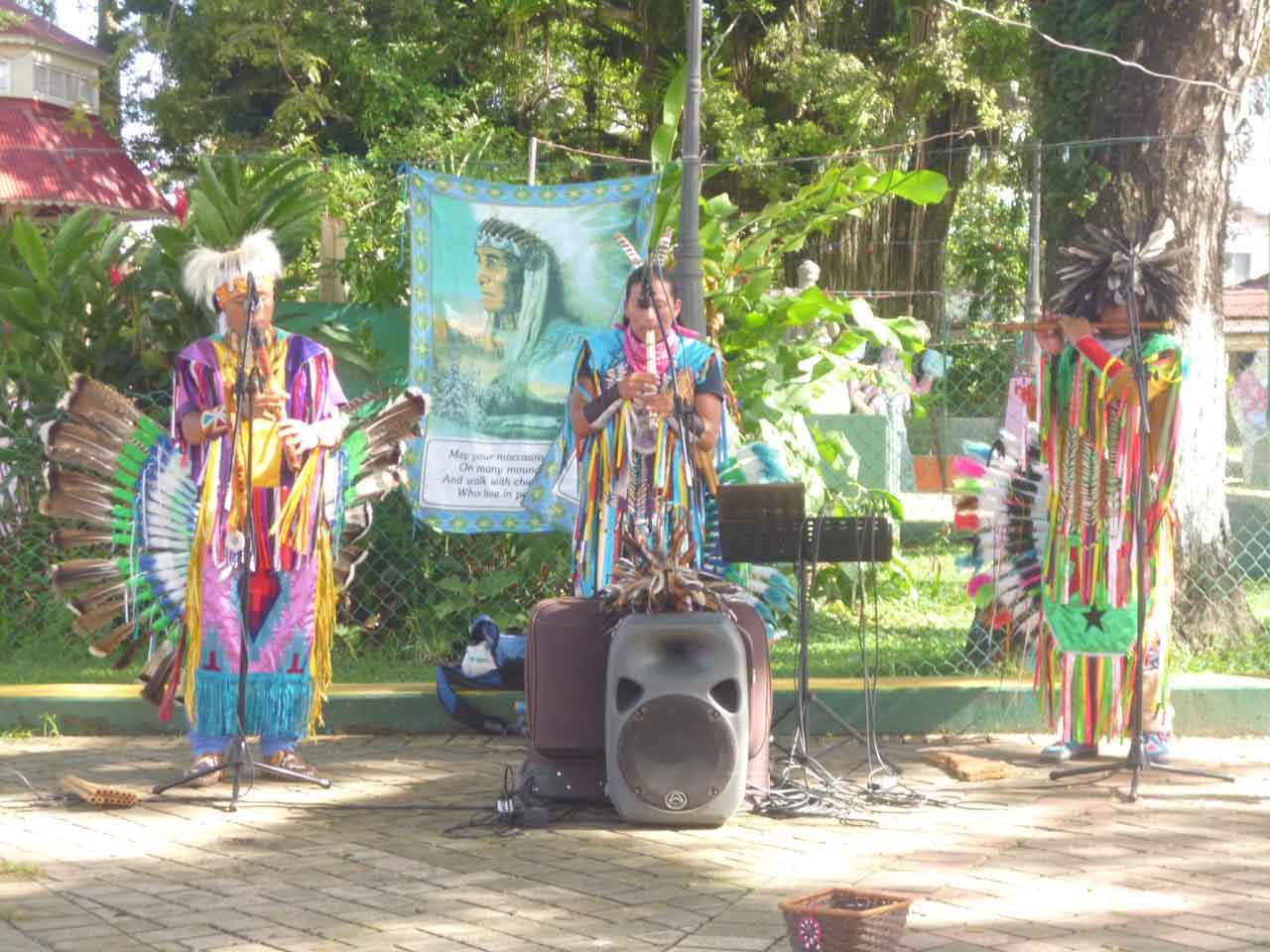 Ecuadorian Pan Flute
