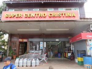 supermarket Christina