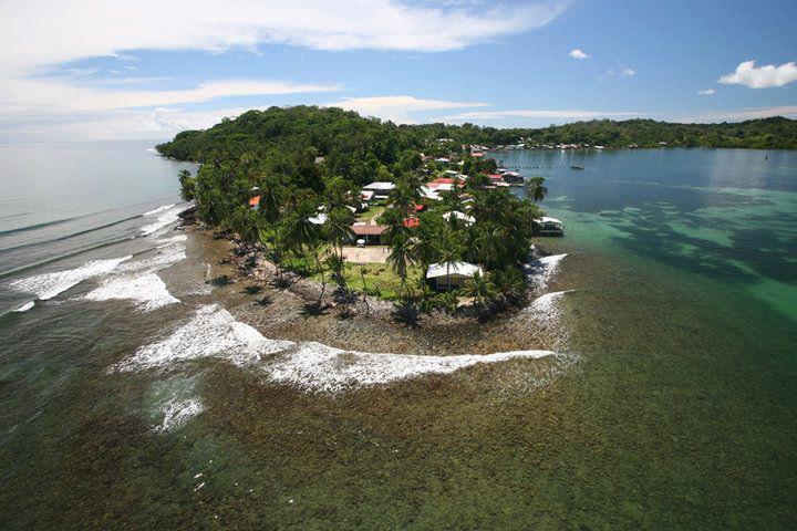 Old Point, Isla Bastimentos