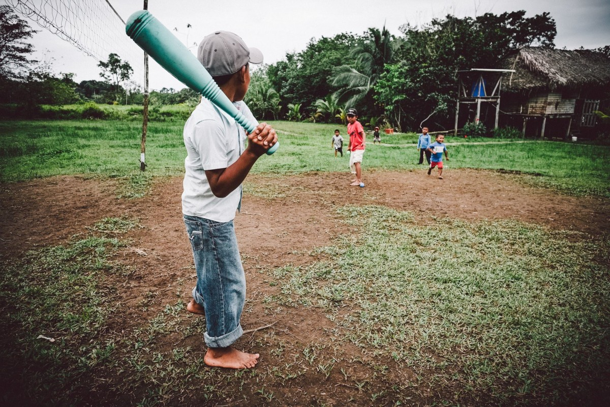 give and surf beisbol