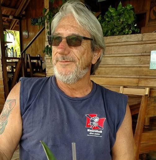 Joe Riccardi Bocas del Toro