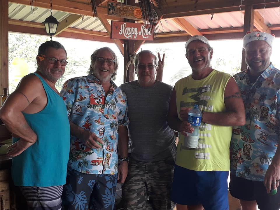 Joe Riccardi and friends 2019