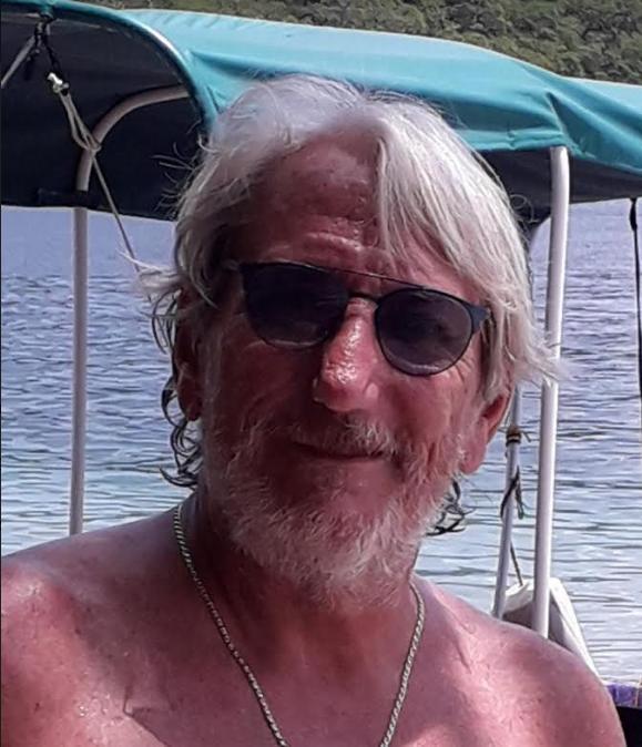 Joe Riccardi in Bocas del Toro