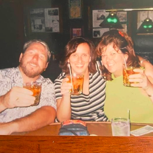 Joe and Maryann in Costa Rica with good friend Julie Hurst