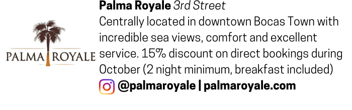 Palma Royale hotel advertisement