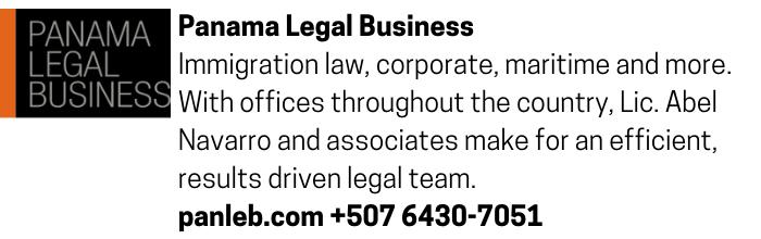 Panama Legal Business