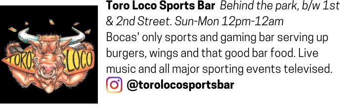 Toro Loco advertisement